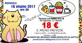 18 giugno 2017: Pizza Party!