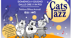 Cats in jazz – apericena solidale
